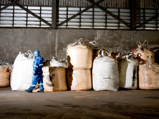 Looking at industrial waste management trends in Thailand